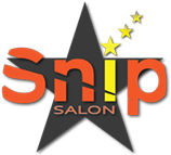 Snip Salon Logo